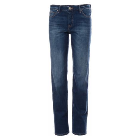 Lee jeans Marion Straight Night Sky dámské modré