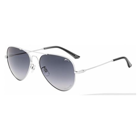 RELAX Elm Pánské sluneční brýle R1142A stříbrná 12(31)