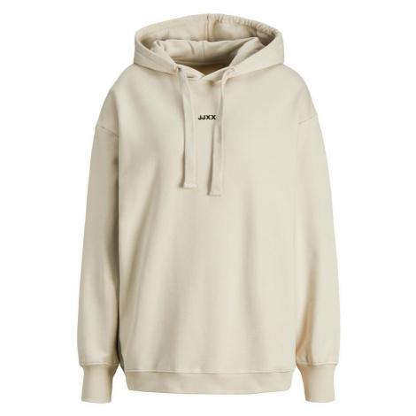 Jack & Jones Sweatshirt à capuche large femme cleo Béžová