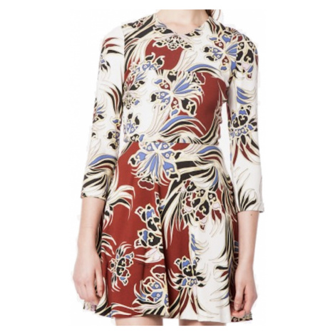Multicolor šaty JUST CAVALLI