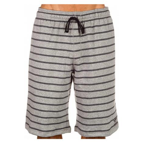 Kraťasy Adidas Adv Knit Short core heather-black