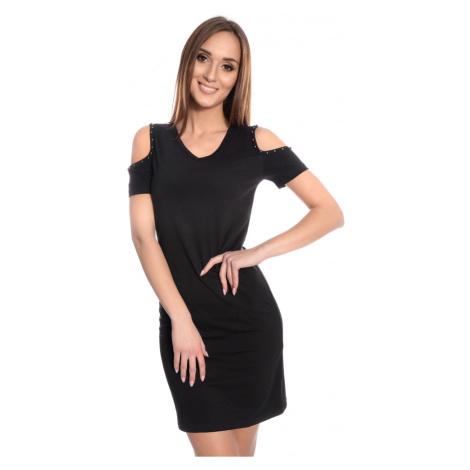 Černé šaty Brigita