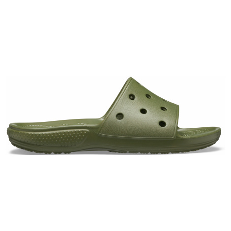 Crocs Classic Crocs Slide Army Green