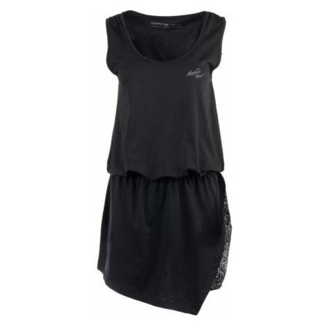 ALPINE PRO ROTEMA 3 černá - Dámské šaty