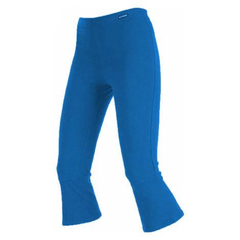 LITEX Leggings dámské v 7/8 délce. 99423507 modrá
