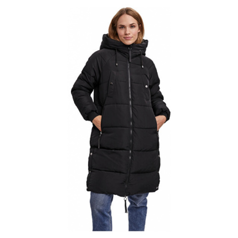 Vero Moda Dámský kabát VMAURA Black