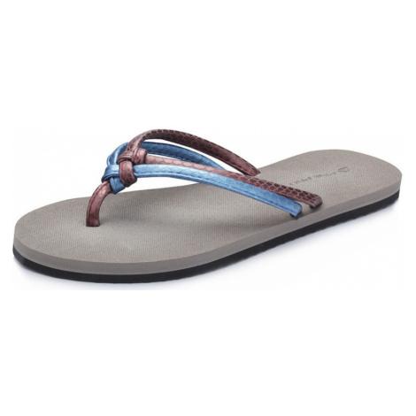 Dámská letní obuv Alpine Pro PRYRE - modro-šedá