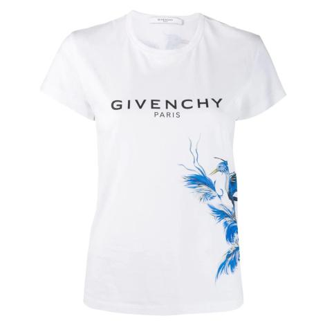 GIVENCHY Birds tričko