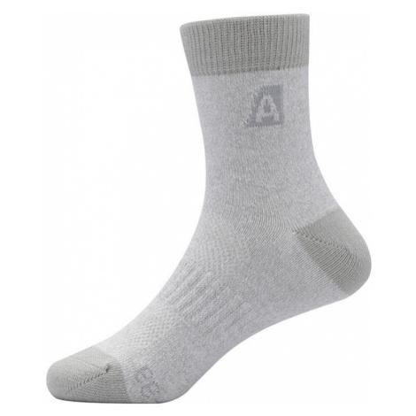 Dětské ponožky Alpine Pro RAPID - bílá