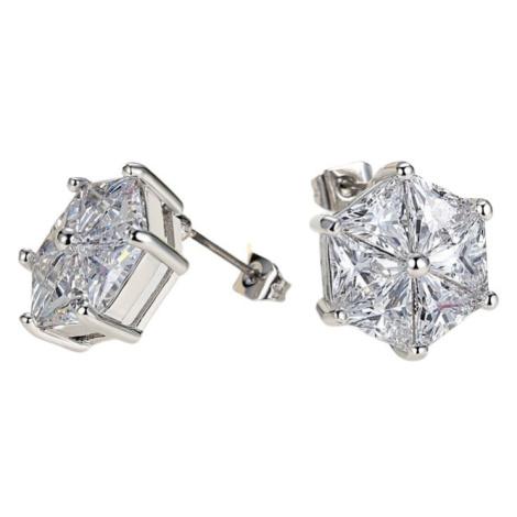 Linda's Jewelry Náušnice bižuterie Shiny Superstar IN014