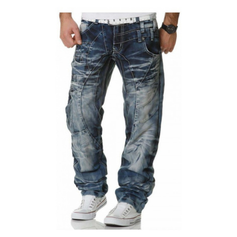 KOSMO LUPO kalhoty pánské KM040 džíny