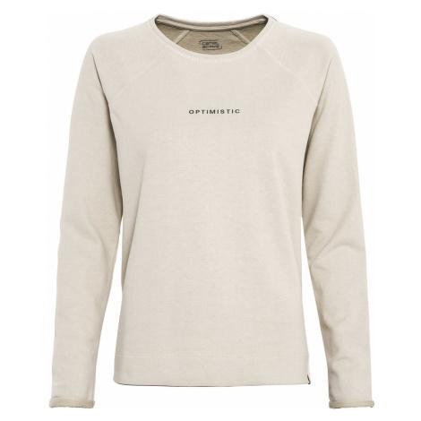 Mikina Camel Active Sweatshirt - Bílá