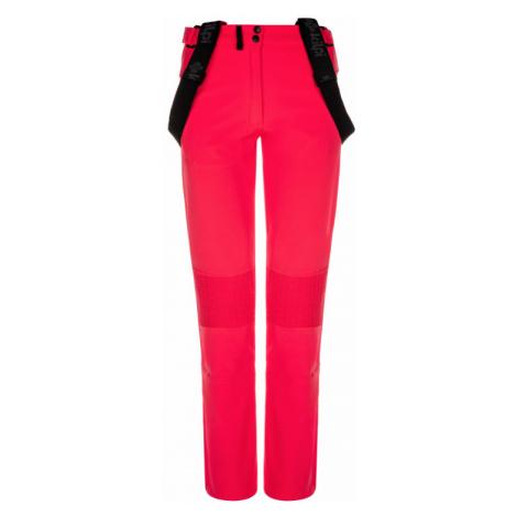 Kilpi Dámské lyžařské kalhoty Dione růžová