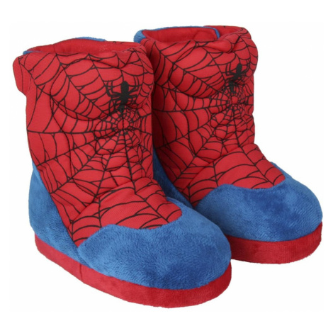 HOUSE SLIPPERS BOOT SPIDERMAN Spider-Man