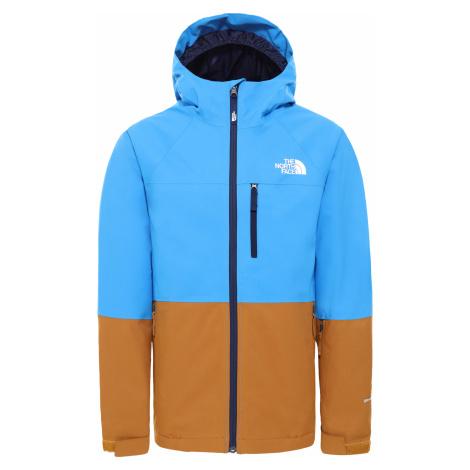 THE NORTH FACE Y Chakado Ins Jacket, Clear Lake Blue