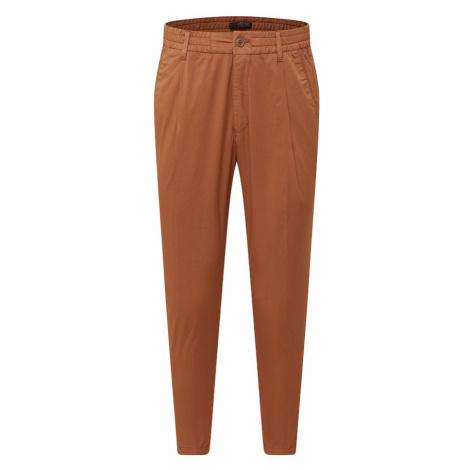 DRYKORN Chino kalhoty okrová