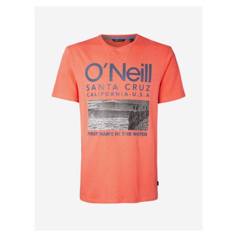 Tričko O'Neill Lm Surf T-Shirt Oranžová