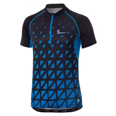 Klimatex DELMAR modrá - Pánský cyklistický dres