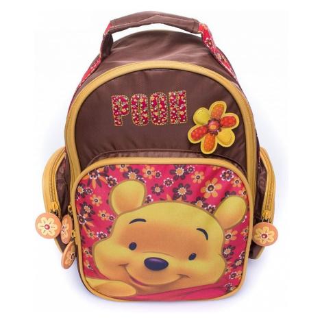 Dětský školní batoh s motivem medvídek pú BASIC
