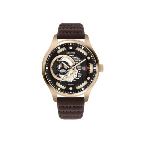 Pánské hodinky s.Oliver SO-3940-LA