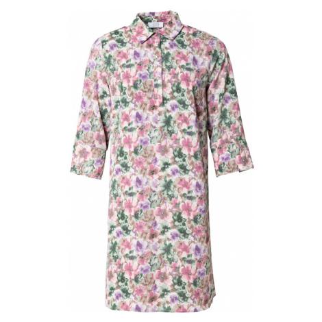 Love & Divine Košilové šaty mix barev