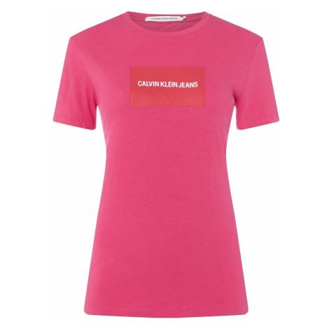 Calvin Klein Jeans Institutional Box Logo T-Shirt