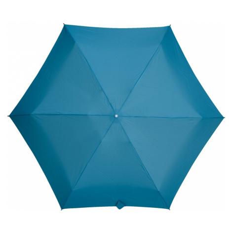 Samsonite Skládací deštník Minipli Colori S - modrá