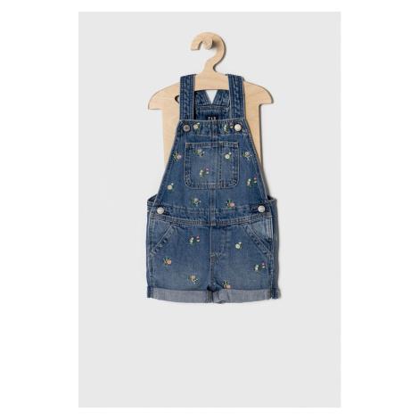 GAP - Dětské kalhoty na šle 74-110 cm