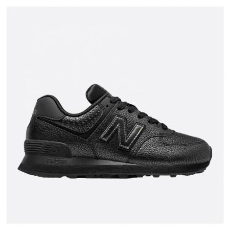 Dámské černé tenisky New Balance WL574SOH