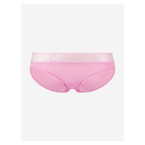 Kalhotky Calvin Klein Růžová