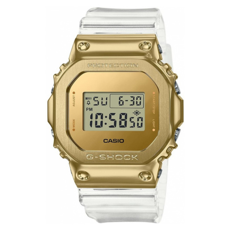 Casio G-Shock GM-5600SG-9ER Skeleton Gold Series