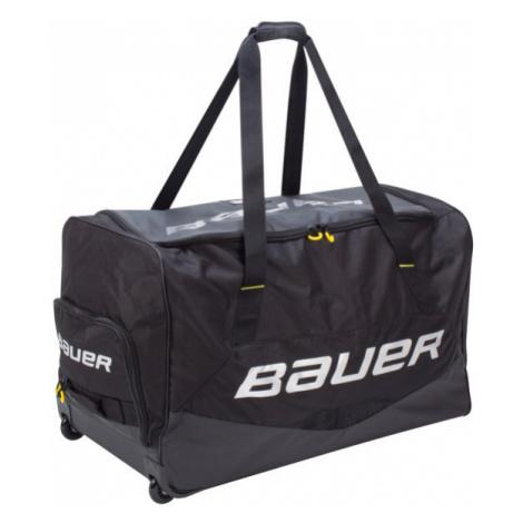 Taška na kolečkách Bauer Premium SR černo-červená