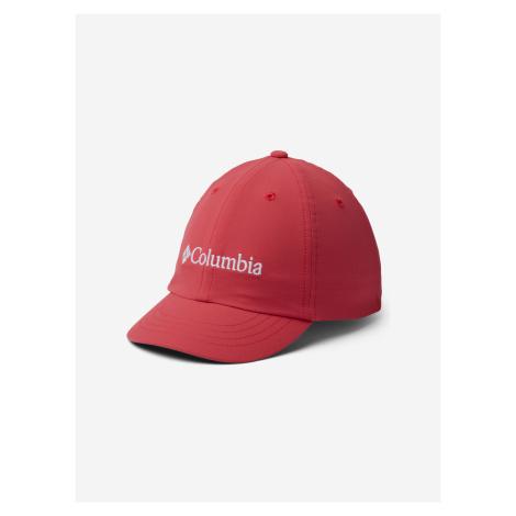 Kšiltovka dětská Columbia Červená