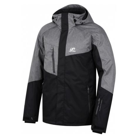 HANNAH JABBER Pánská lyžařská bunda 10000021HHX01 Anthracite/gray mel