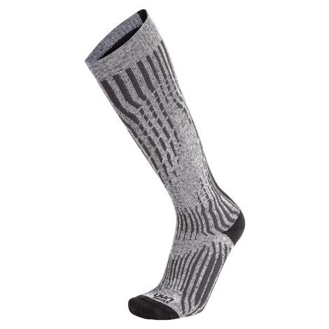 Ponožky Uyn Ski Cashmere Shiny - šedá /47