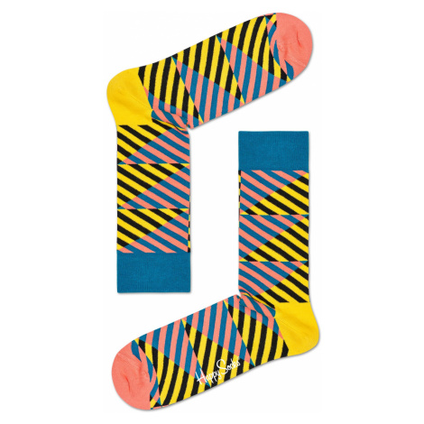Diagonal Stripe Sock Happy Socks