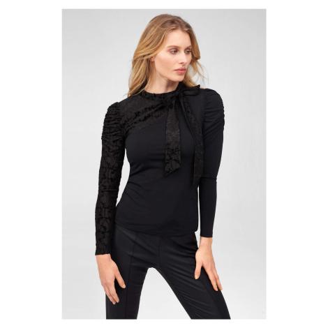Tričko s mašlí Orsay