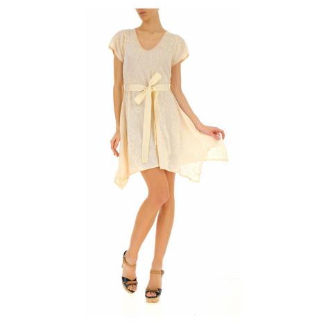 Béžové šaty - TWINSET