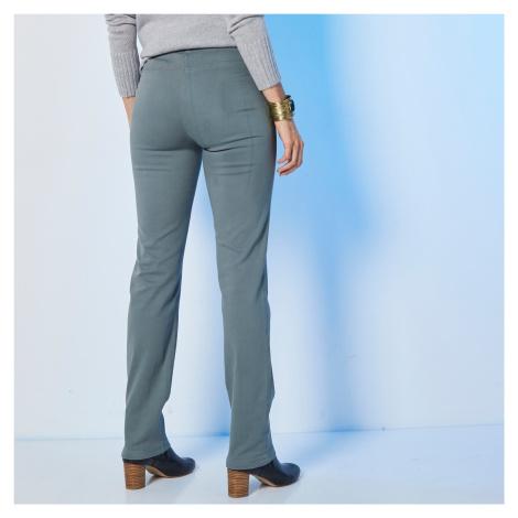 Blancheporte Tvarující kalhoty s efektem plochého bříška bronzová
