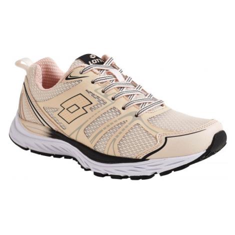 Lotto NORRA světle růžová - Dámská běžecká obuv