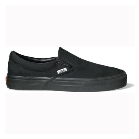 BOTY VANS CLASSIC SLIP-ON - černá - 88013
