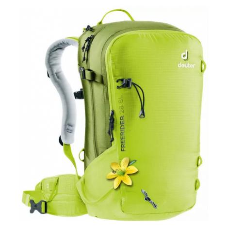 Dámský batoh Deuter Freerider 28 SL Barva: žlutá