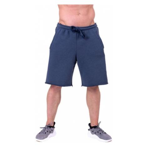Nebbia Be rebel! šortky 150 tmavě modré