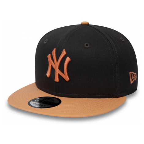 Kšiltovka New Era 9Fifty League Essential MLB New York Yankees Black/Orange
