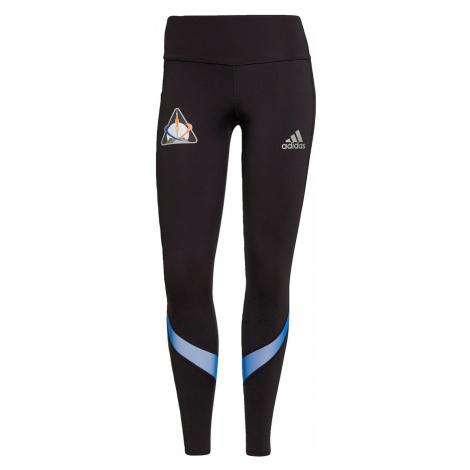 Adidas Own The Run Space Race 7/8 Run Leggings female