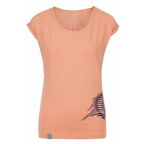 KILPI Dámské bavlněné tričko OLIVA-W JL0232KILRN LRN