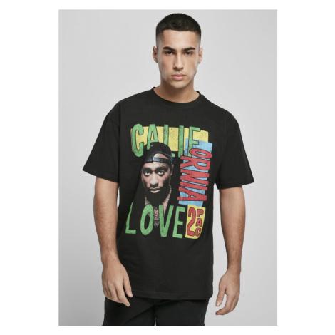 Tupac California Love Retro Oversize Tee Mister Tee