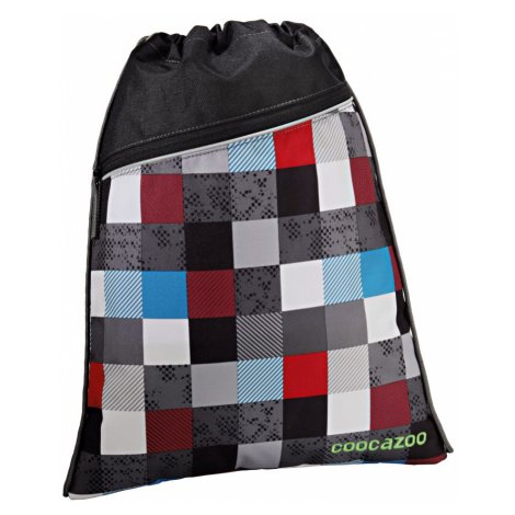 Coocazoo RocketPocket Checkmate Blue Red