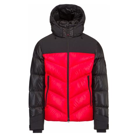 Lyžařská bunda Bogner NOAH-D červená černá