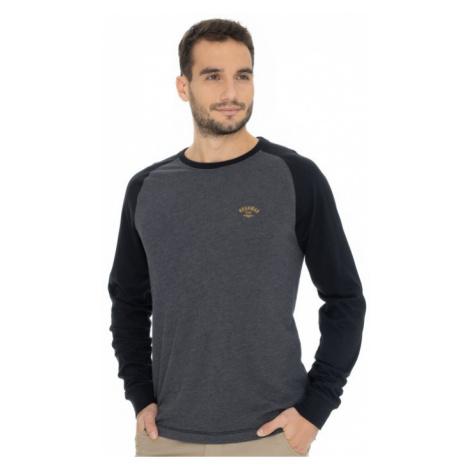 Pánské tričko BUSHMAN LAPEER tmavě šedá